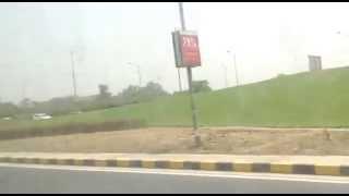 Bus Distance Between Indira Gandhi International Airport to Domestic Airport