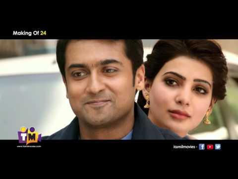 24 Movie Making Video | Suriya, Samantha | A.R. Rahman