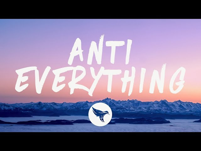 Lost Kings - Anti-Everything (Lyrics) feat. Loren Gray