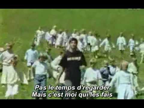 Noir Désir - L'homme pressé w. Lyrics
