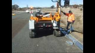 Guard Rail Installation By Colemans Group (aust)