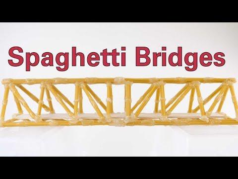 Spaghetti Bridges