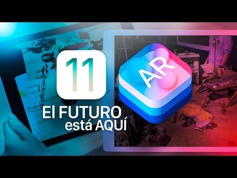 iOS 11 y ARKit, el futuro ya está aquí
