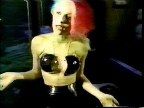 Dale Bozzio of Missing Persons The original Lady Gaga  Gwen Stefani 1983