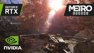 Metro Exodus: GeForce RTX Real-Time Ray Traced Global Illumination Demo thumbnail