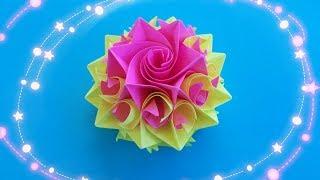 Как Из Бумаги Сделать Цветок Розу Видео Мастер Класс. Подарок Своими Руками(Как из бумаги сделать цветок розу. Подробный видео мастер-класс: показываю и рассказываю. Подходит для нови..., 2014-05-20T21:16:35.000Z)