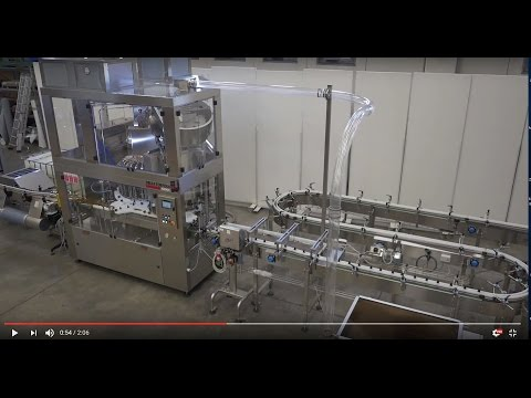 AVE Technologies - Z-Italia - Complete Bottling And Packaging Line For Cosmetics