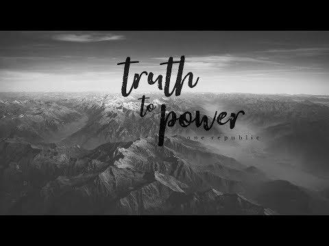Truth To Power - One Republic[Lyrics+Vietsub]