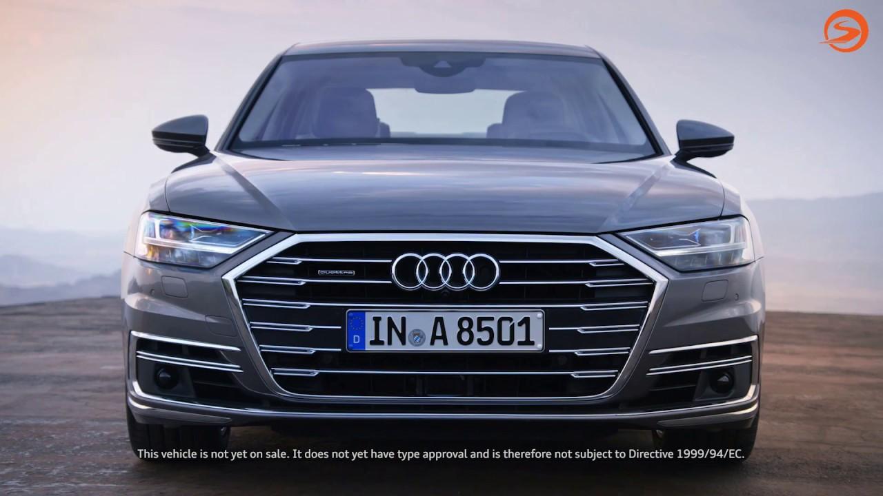 [Vietsub] Audi A8 2018 – Tinh hoa của công nghệ