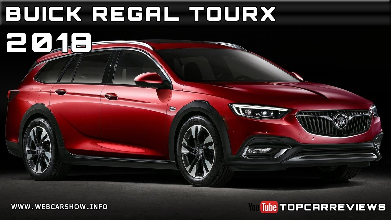 2018 buick regal tourx review rendered price specs release date youtube. Black Bedroom Furniture Sets. Home Design Ideas