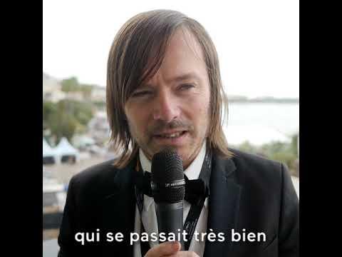 Jean Benoît Dunckel, Compositeur De Musique - Cannes 2019
