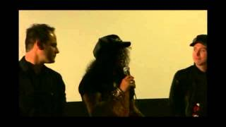 Q&A with Slash & Anthony Leonardi III about Movie Nothing Left To Fear (Prt 1 of 2)