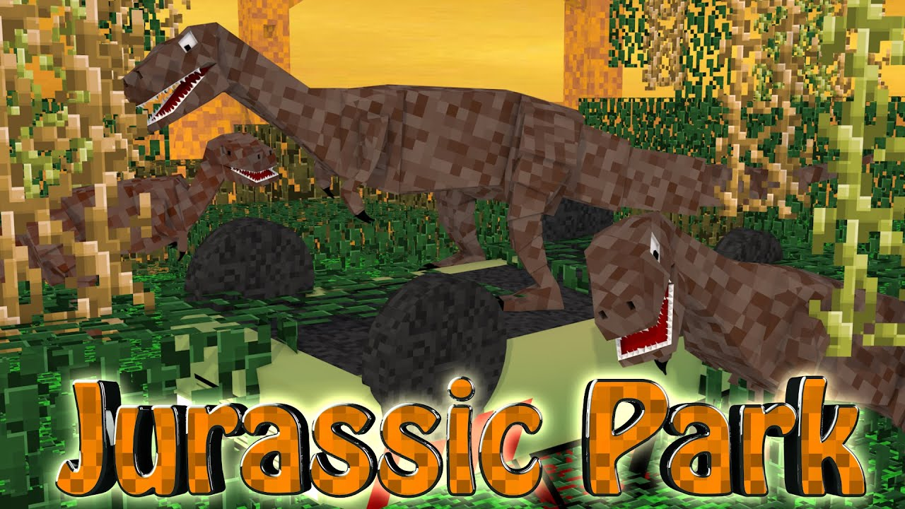 What To Do With Dinosaur Dna Minecraft