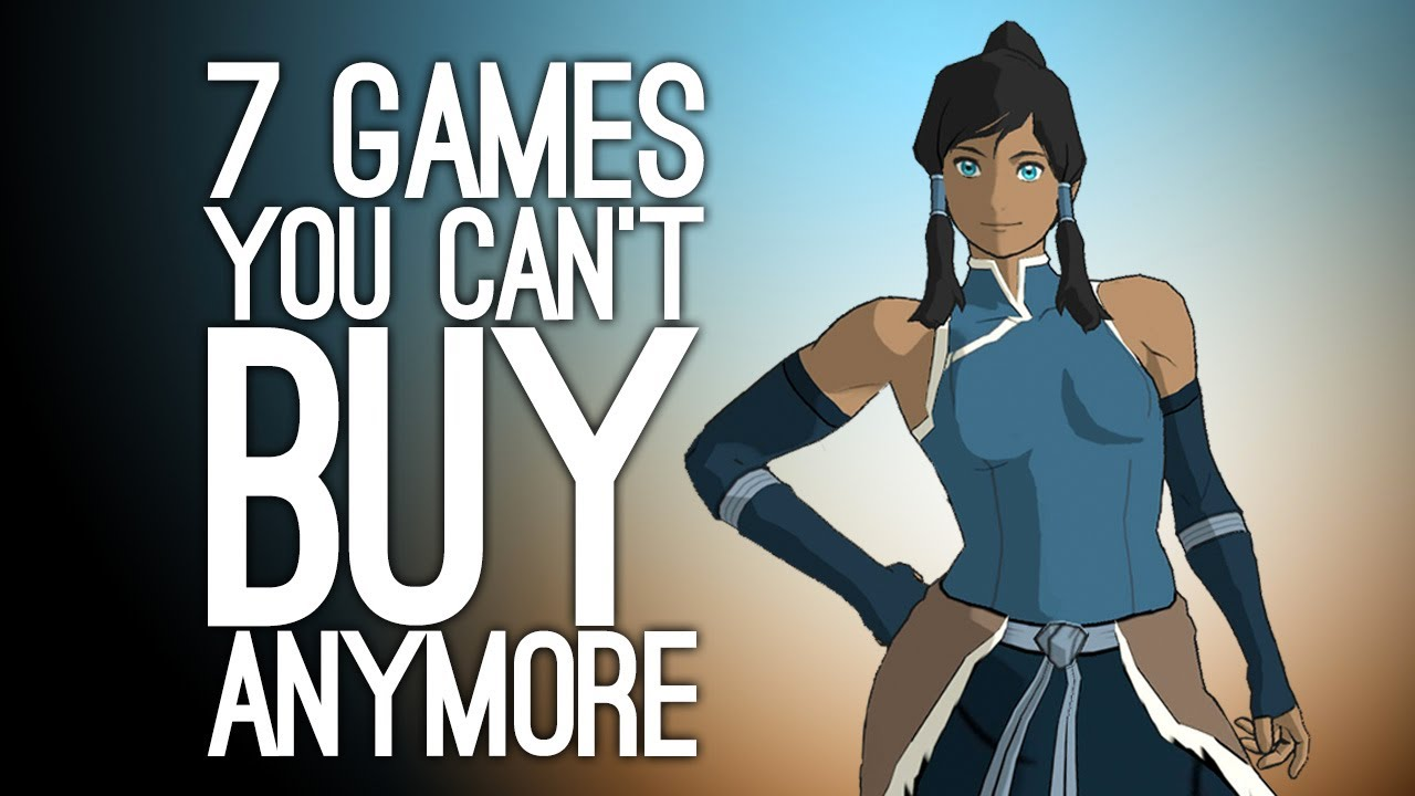 7 More Games You Can't Buy Anymore, Because Lawyers