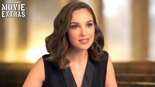 Wonder Woman   On-set visit with Gal Gadot 'Diana'
