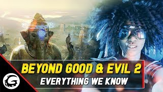 Beyond Good & Evil 2 Everything We Know So Far  (Gameplay 2019) | Gaming Instincts