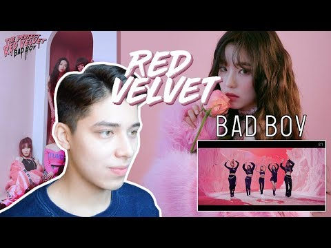 Red Velvet (레드벨벳) - Bad Boy (Seulgi KILLED me) [Reaction]