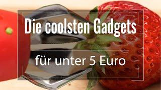 Die coolsten Gadgets für unter 5 Euro