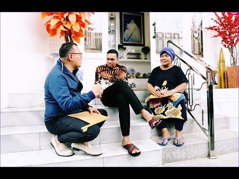 Ibunda Menangis Ceritakan Kehidupan Ahmad Sahroni dari Nol Part 04 - Alvin & Friends 08/04