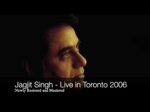 Jagjit Singh Live In Toronto 2006