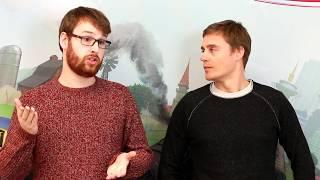 Game designer Bruno on Rail Nation Masters