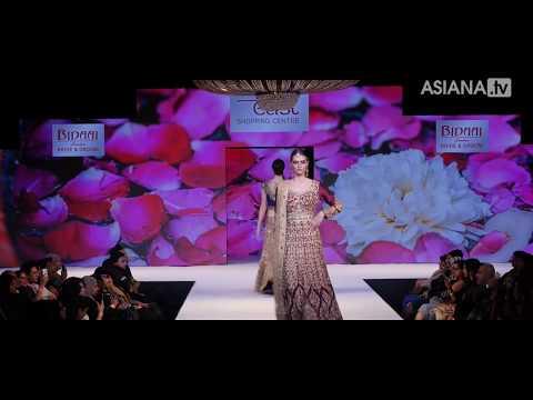 Asiana Bridal Show London Catwalk 2017 - East Shopping Centre