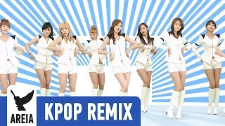 Girls' Generation - Visual Dreams (Areia Remix)