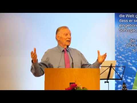 Werner Gitt / Was wird 5 Minuten nach dem Tode sein? - YouTube