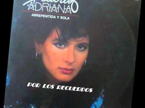 """BEATRIZ ADRIANA  """"ARREPENTIDA Y SOLA"""" 1984. (Disco Completo)"""