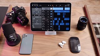 The Easiest Way To Start A Podcast In 2020 | iPad Pro Workflow Tutorial + RODE NT-USB Mini