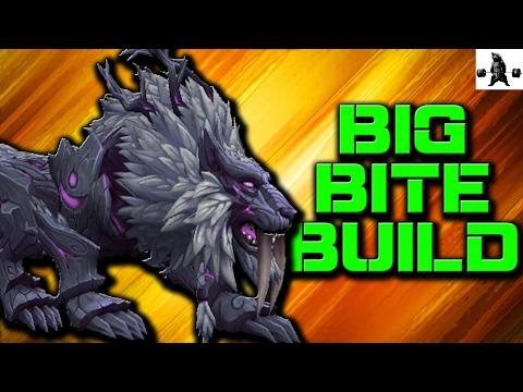 THE BIG BITE BUILD!   Feral Druid WoW Legion