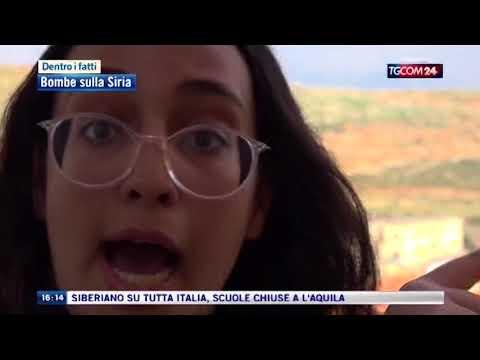 Sul Confine Tra Israele E Libano