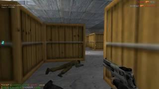 Counter-Strike 1.6 - Аж присів від страху