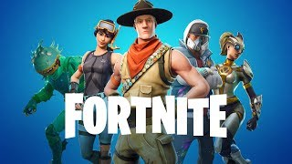 Fortnite (live stream)