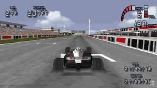 Formula 1 98 PS1 Gameplay HD