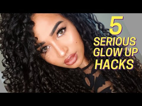 5 LIFE HACKS TO GLOW UP & GET YOUR LIFE TOGETHER IN 2018