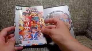 [PS2] World Heroes Anthology - PAL german box