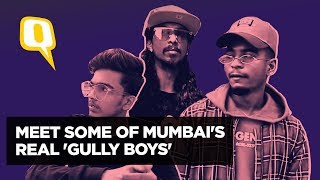 Meet Some of the Rappers Who Inspired the Ranveer Singh's 'Gully Boy' | The Quint