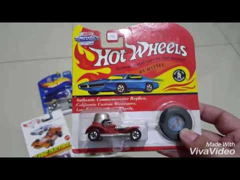 Super Rare and Treasure Hunt Hotwheels In Indonesia