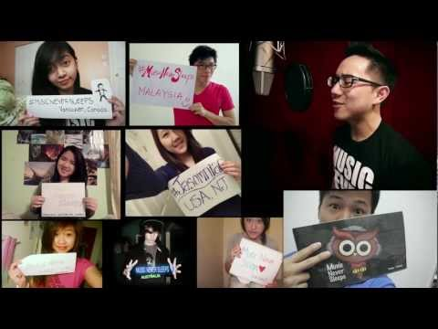 What Makes You Beautiful - One Direction Jason Chen x Cathy Nguyen ft YOU