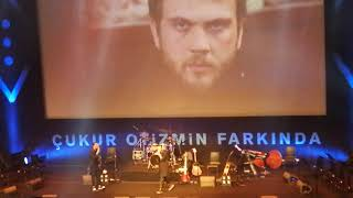 Gazapizm - Kalbim Çukurda ft. Cem Adrian (Çukur Gala)