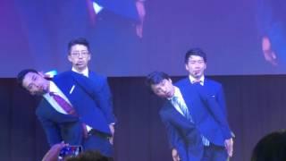 World Order live performance MULTIPOLARITY at J-Pop Summit 2016