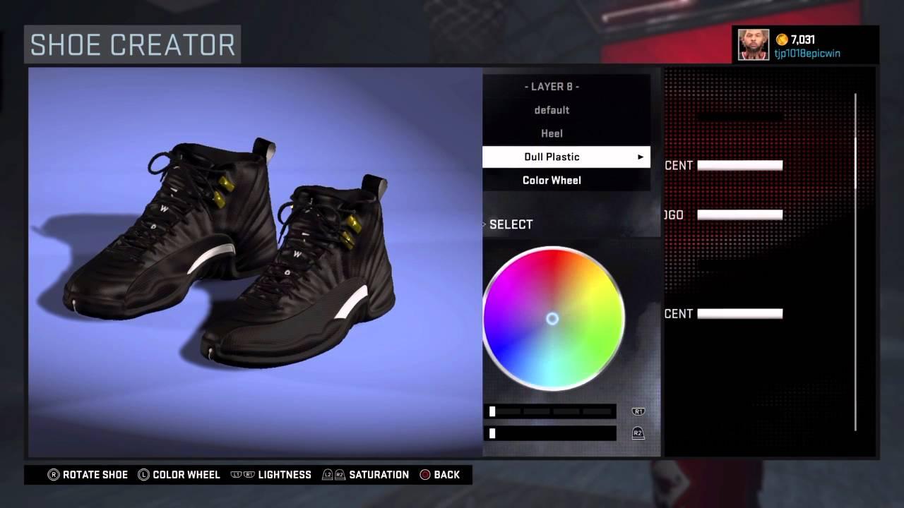 newest d8c7a a1b29 2K Shoe Creator - Air Jordan 12