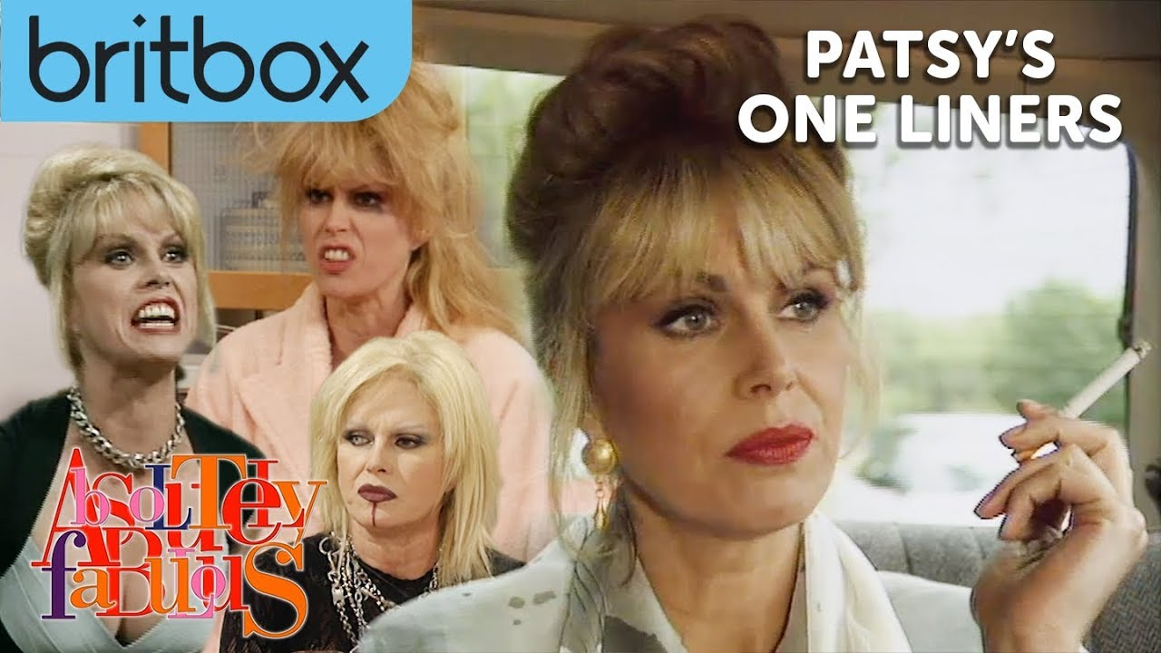 Download Patsy Stone's Best One-Liners | Absolutely Fabulous