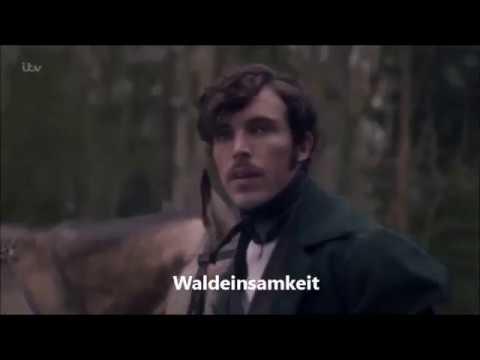 Prince Albert (Tom Hughes) speaks German + Piano scene // Victoria