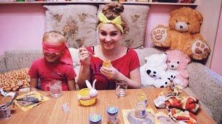 Вызов Детское питание♡Baby Food Challenge♡(ВОоооооуууувоувоувоу и снова мы с вами♡♡♡Сегодня мы будем пробовать детское (невкусное)питание,если..., 2015-11-17T08:37:38.000Z)