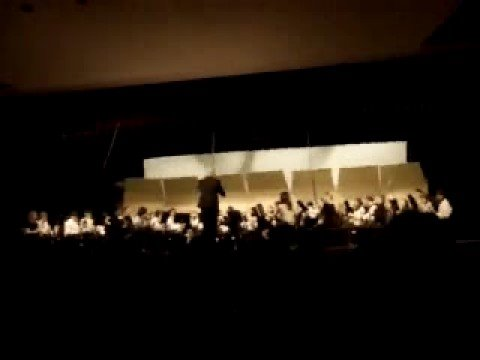 Ventura County Middle School Honor Band 2008-Part 3 of 5