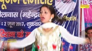 पूरी बोतल पिके फिर देखो क्या किया डांस में | Haryanvi Dance 2017 | Shalu Chaudhary
