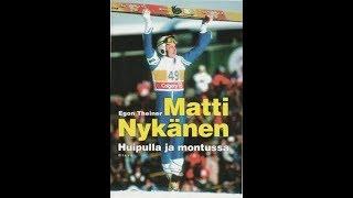 Matti Nykänen Aamutv kännissä - Huomenta Suomi