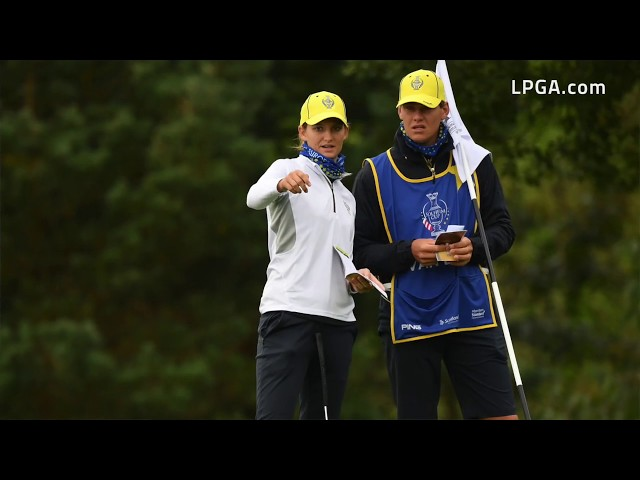 Captains For Team Europe On Their Team's Advantage Playing at Home